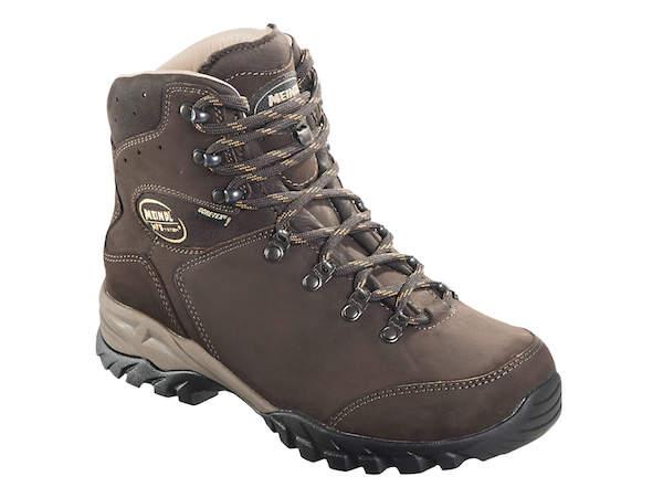 Meindl wide fit walking boots