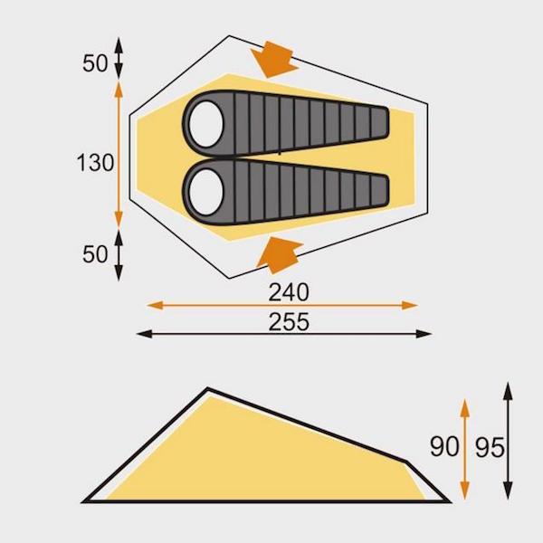 OEX Phoxx 2 dimensions