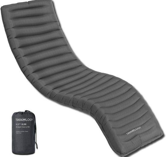 Trekology UL80 camping mat