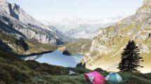 Walk and Camp