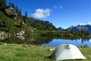 Buy cheap or expensive camping gear when starting out?