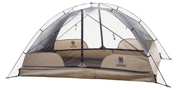 OneTigris Cosmitto backpacking tent inner