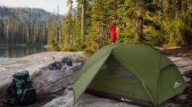 Best 2 person budget backpacking tent