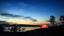 2 person dome tents for tall people for car camping and short wild-camping trips