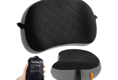 The best camping pillow