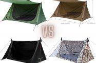 OneTigris Backwoods Bungalow vs WhiteHills Backwoods Bungalow spec comparison