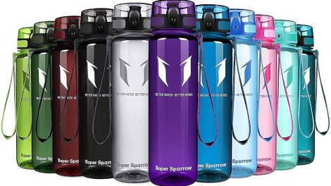 Super Sparrow Sports Water Bottle review