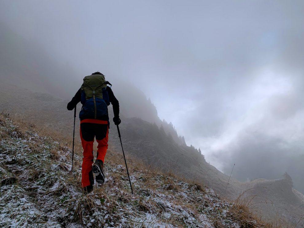 Budget trekking poles