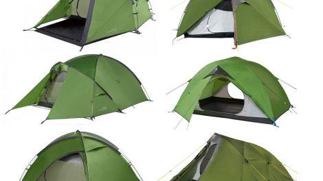 Wild Country or Vango tents – spec comparison
