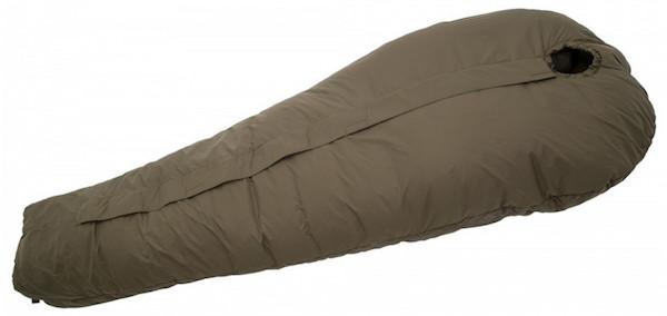 Carinthia Defence 4 sleeping bag closed