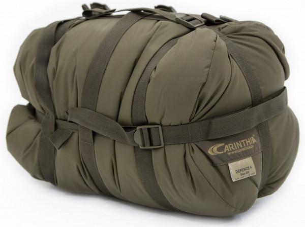 Carinthia Defence 4 sleeping bag pack