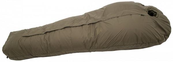 Carinthia Defence 6 sleeping bag closed