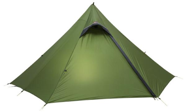 Luxe Hexpeak tent