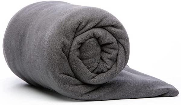 Croxshop Micro-fleece sleeping bag liner